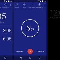 Reloj de Google 5.0 añade más información y cambios en su interfaz, estas son todas sus novedades