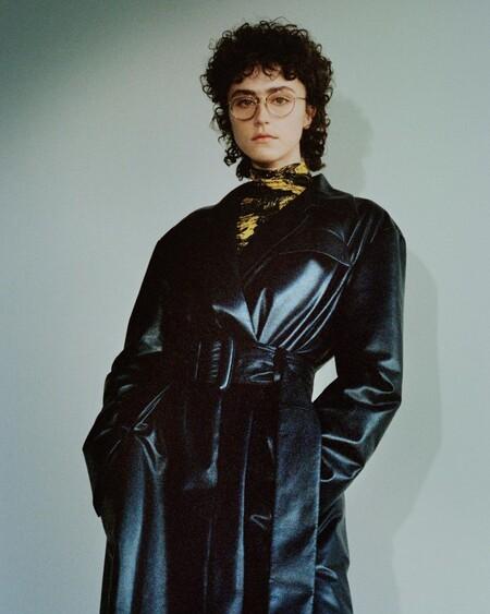 Ella Emhoff, hijastra de Kamala Harris, debuta como modelo en el desfile de Proenza Schouler