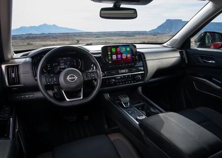 Nissan Pathfinder 2022 1600 0f