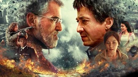 'El extranjero' es más thriller político que un espectáculo de Jackie Chan, pero la mezcla funciona