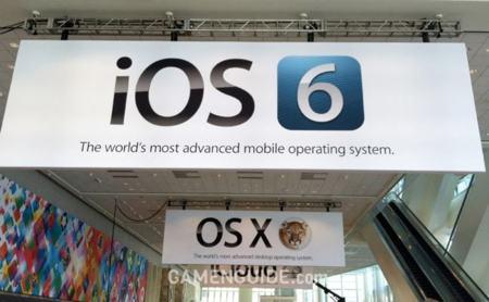 Primeros rumores apuntan a que el iPad original se quedaría sin iOS 6
