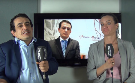 El meme definitivo del año: Simón Pérez y Silvia Charro hablando de las hipotecas A TIPO FIJO