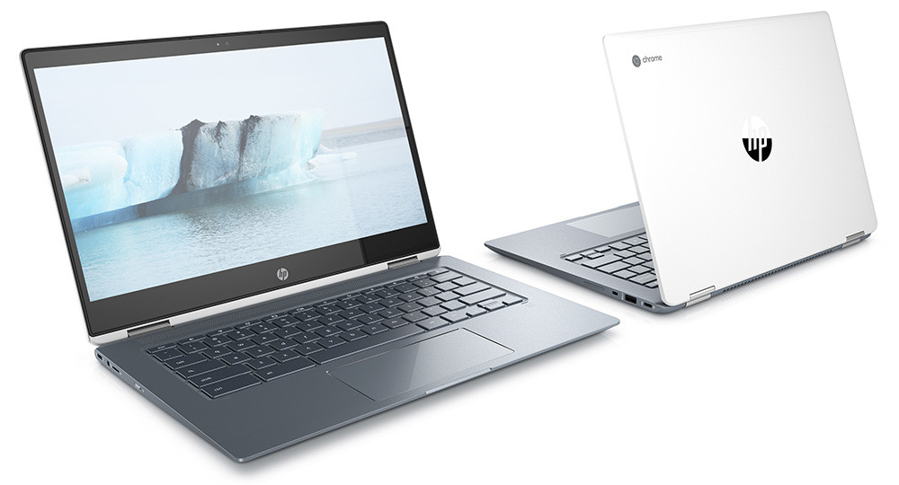 HP Chromebook x360 14 and ASUS Chromebook C423, two new bets with Chrome OS