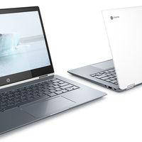 HP Chromebook x360 14 y ASUS Chromebook C423, dos nuevas apuestas con Chrome OS
