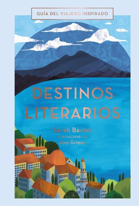Libro destinos literarios