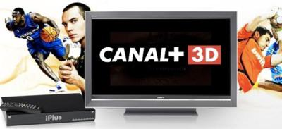 Canal Plus mira a las tres dimensiones, tú al bolsillo