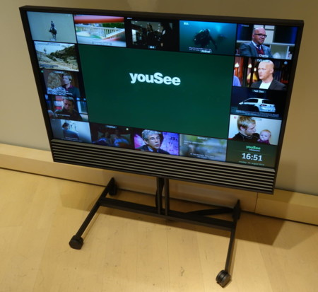 """BeoVision Horizon, la nueva tele UHD """"económica"""" de Bang & Olufsen se presentará en la IFA"""