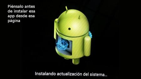 ¿Es un smartphone con Android más inseguro que otras plataformas en la empresa?
