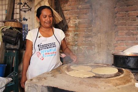 Cocina Oaxaca Street Food Netflix