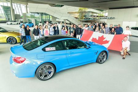 22.500 clientes han recogido su coche en el BMW Welt en 2014