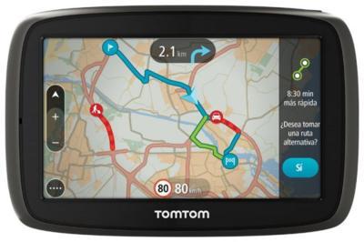 TomTom Traffic llega a todos los navegadores GO de la marca