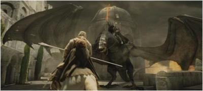 'El señor de los anillos: El retorno del rey' (y 3)