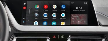 Así es la nueva interfaz de Android Auto: más botones, diseño refinado y nuevos fondos de pantalla