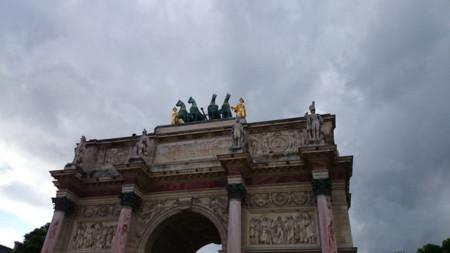 Arco de París