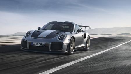Coche del Año 2017 Motorpasión Porsche 911 GT2 RS