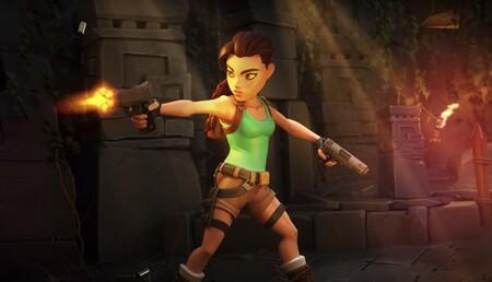 Tomb Raider regresará a los móviles en 2021 con 'Reloaded' y la Lara Croft más cartoon hasta la fecha