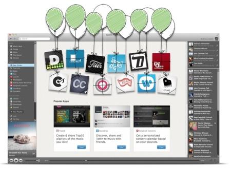 Spotify sigue con su conversión en plataforma