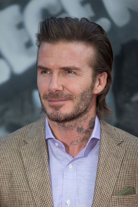 David Beckham King Arthur London Premiere 3