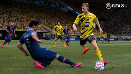 Los futbolistas de FIFA 21 lucirán más realistas que nunca en PS5 y Xbox Series X/S