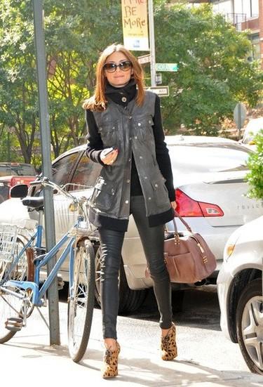 Un dia de shopping con Olivia Palermo