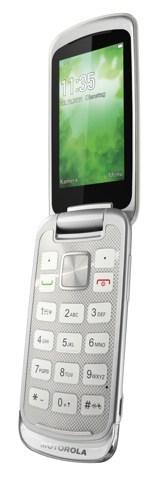 Motorola Gleam+, porque no sólo de pantallas táctiles vive el hombre