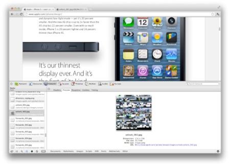 La web de Apple, un sitio interesante para diseñadores y programadores web