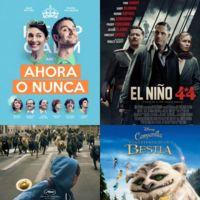 Estrenos de cine | 19 de junio | Dani Rovira, Tom Hardy, perros vengativos y Campanilla