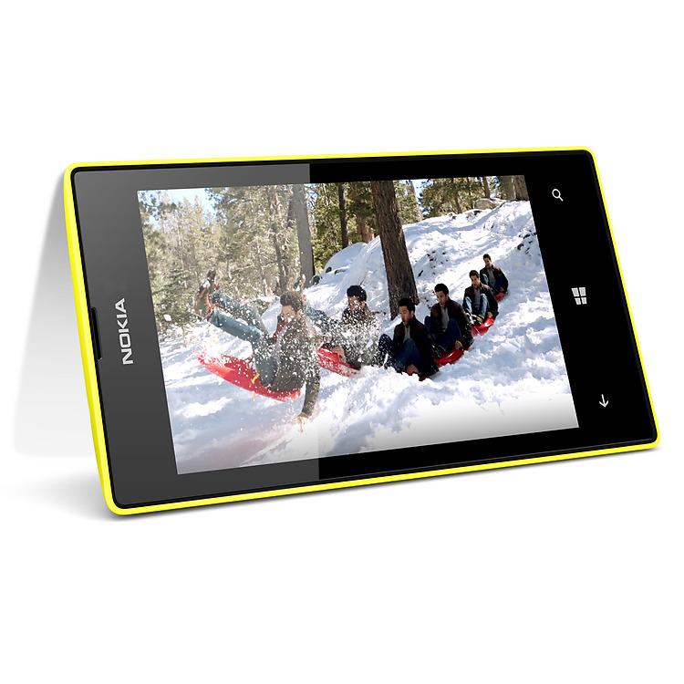 Foto de Nokia Lumia 525 (7/9)