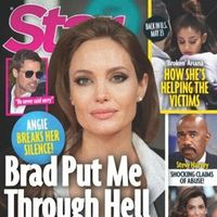 Angelina y su divorcio