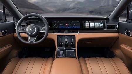 Li Xiang SUV eléctrico de autonomía extendida