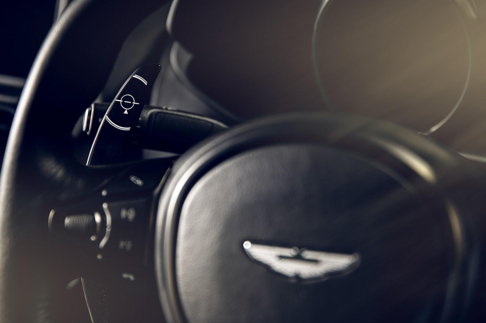 Foto de Aston Martin Vantage y DBS Superleggera 007 Edition (25/39)