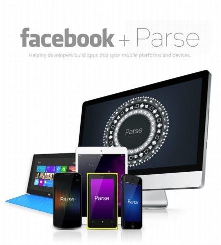 Facebook compra BaaS Parse