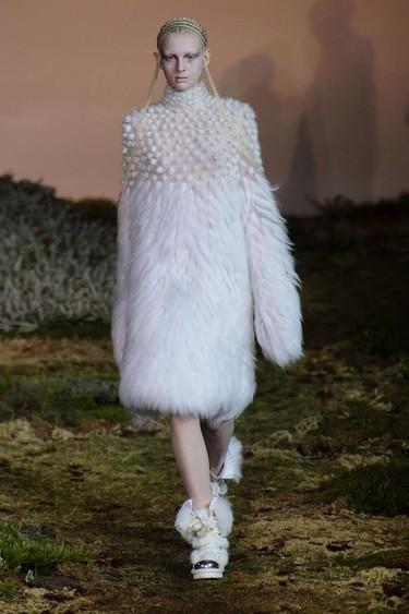 Alexander McQueen colección Otoño-Invierno 2014/2015