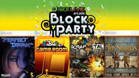 Xbox Live Arcade Block Party: fecha y precios