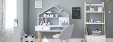 13 novedades de almacenaje para dormitorios infantiles, ideales para la vuelta al cole, de Maisons du Monde
