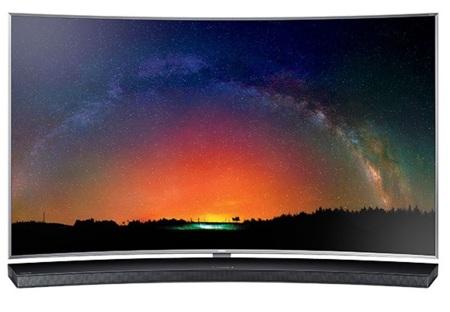 Así son las cuatro nuevas barras de sonido curvas de Samsung