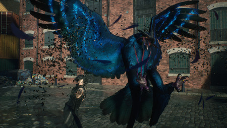 Devil May Cry 5: 2 minutazos de gameplay por cuenta de V y sus tres súbditos demoníacos