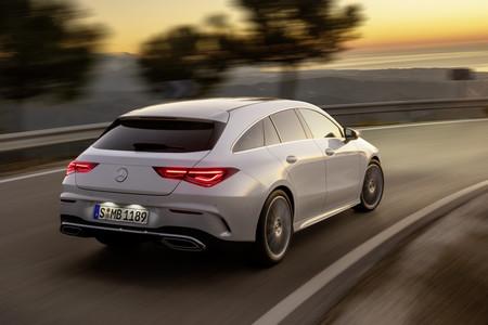 Así es el Mercedes-Benz CLA Shooting Brake 2019, que llega en septiembre con nuevo diseño y más tecnología
