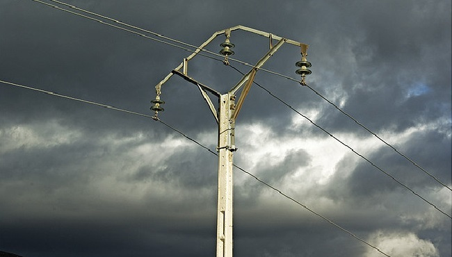 poste de la luz