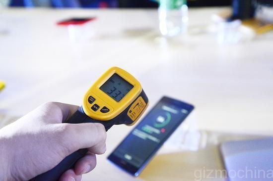 OnePlus 2 Temperature