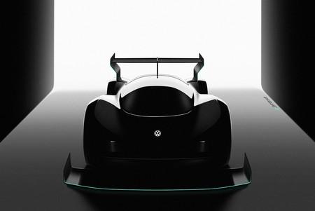 Este es el auto eléctrico con el que Volkswagen piensa conquistar Pikes Peak 2018