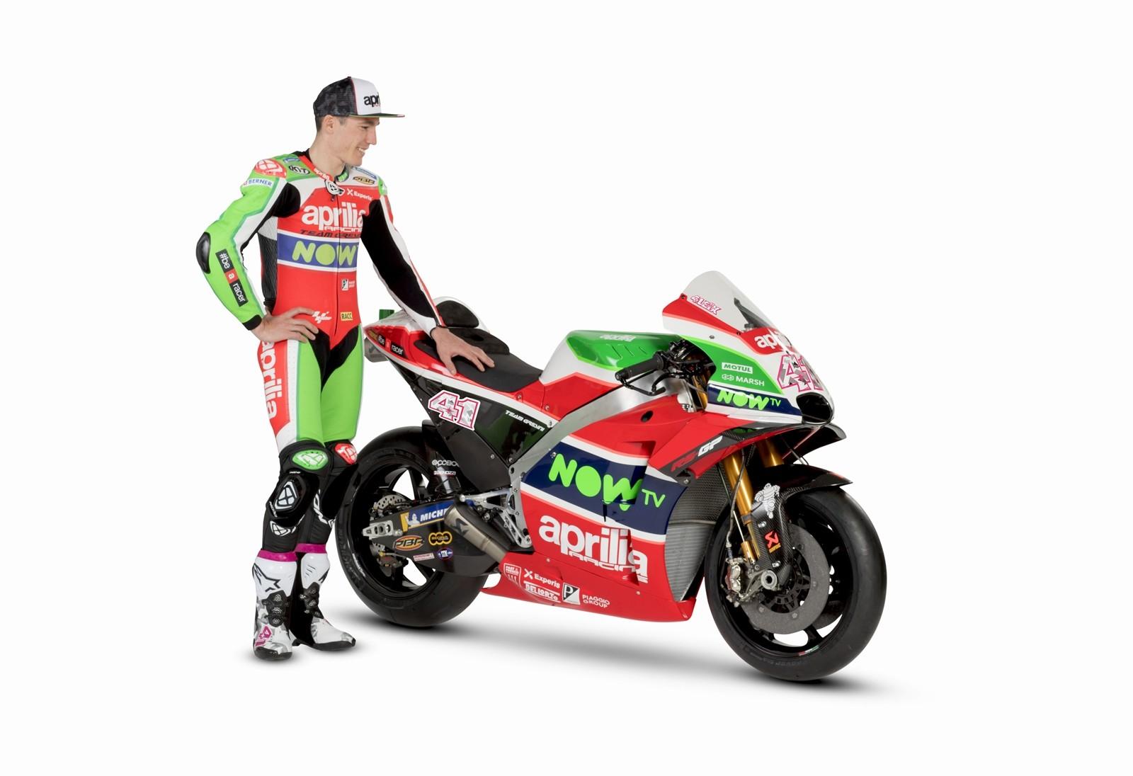 Foto de Aprilia Racing Team Gresini MotoGP 2018 (47/52)