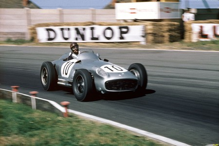 Fangio Mercedes F1