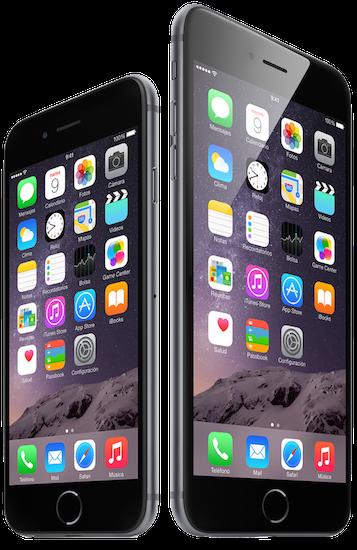 Los iPhone 6 y 6 Plus ya tienen fecha de disponibilidad en México: 31 de octubre