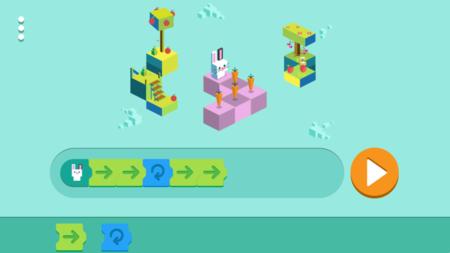 El juego de Google para que los niños empiecen a programar