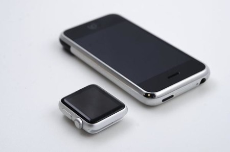 ¿Y si Steve Jobs hubiese prensentado el Apple Watch? Posiblemente hubiera sido así