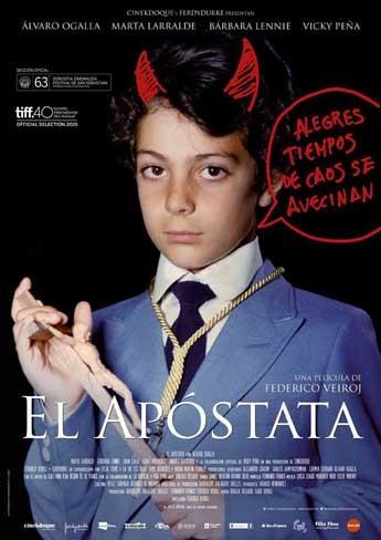 'El Apóstata', de fábulas y crisis de madurez