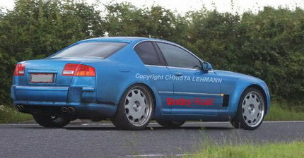Volkswagen Phaeton CC, los grandes se desmelenan