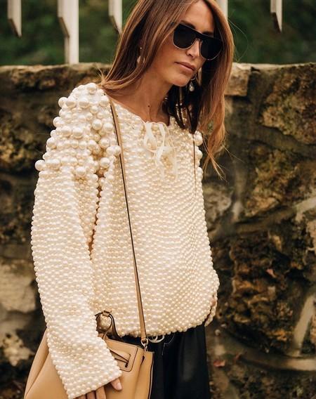 Loulou Loewe Pearls Knit 01