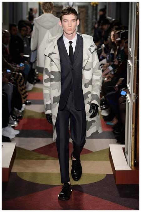 Valentino Men Fall Winter 2015 Menswear Collection 003